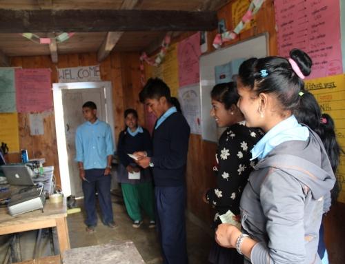 Health clinic i Chhirringkharka